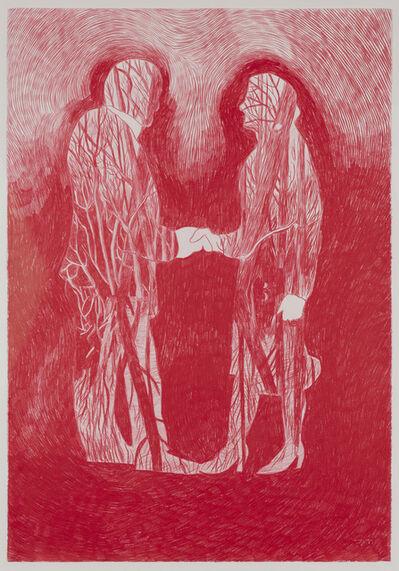 Morten Schelde, 'The Handshake', 2016