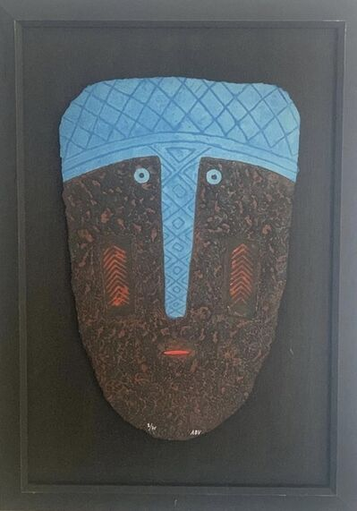 Alain Berckvitz, 'Blueman', 1990-2010
