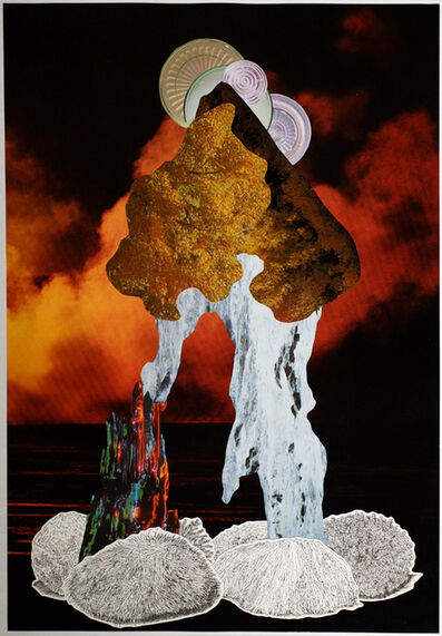 Michael Robinson, 'Old Flame', 2013