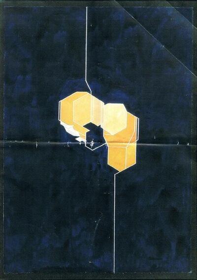 Pablo Palazuelo, 'Cristalografía VII/ 1985/ Authenticity certificate by Reina Sofia Museum', 1985