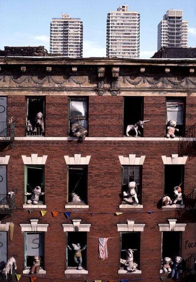 Joseph Rodriguez, 'Dolls in abandoned building, Spanish Harlem, NY', 1987