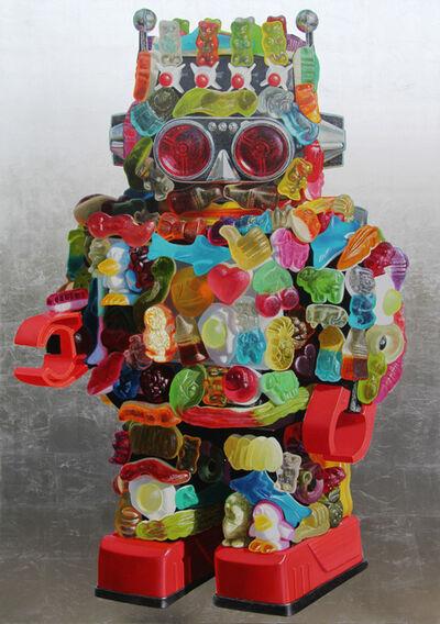 Gordon Harris, 'Jelly Robot', 2019