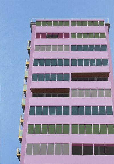 Joanna Lamb, 'High Rise 6', 2009