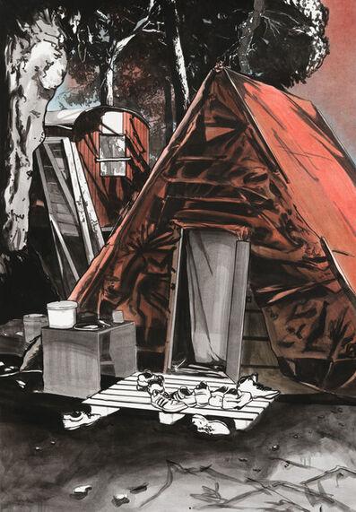 Sebastian Nebe, 'Camp', 2015