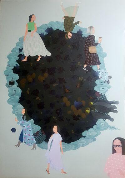 Uuriintuya Dagvasambuu, 'Untitled', 2020