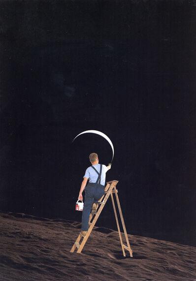 Joe Webb, 'Who Built the Moon', 2019