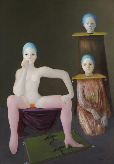Leonor Fini, 'Les carcans', 1984