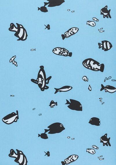 Julian Opie, 'Fish', 2007