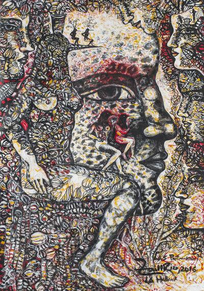 Zaida del Río, 'Las protecciones | Schutz  | The Protecciones', 2016