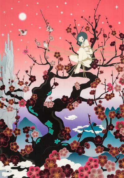 Chiho Aoshima, 'Japanese Apricot 2', 2000
