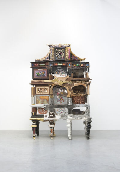 Kostas Lambridis, 'Elemental Cabinet', 2017
