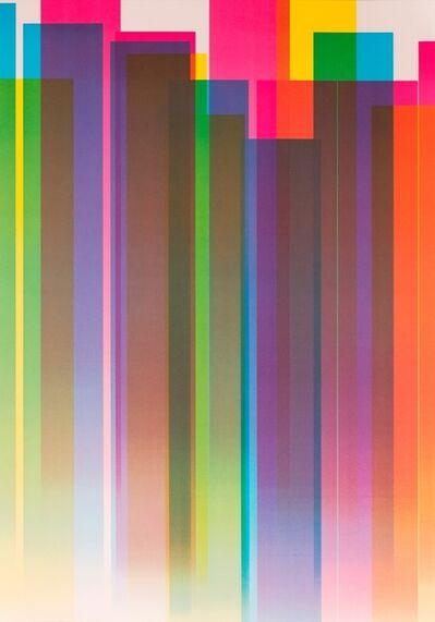 Felipe Pantone, 'Subtractive Variability P 3', 2020