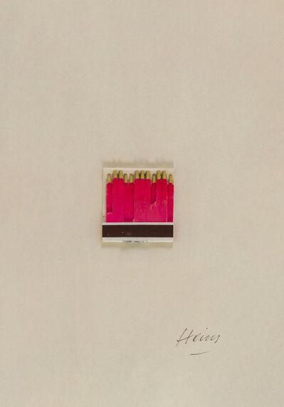 Raymond Hains, 'Saffa', 1974