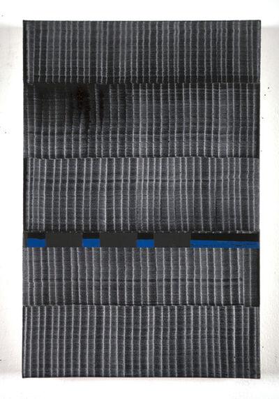 Juan Uslé, 'In Kayak (Near Philae II)', 2017