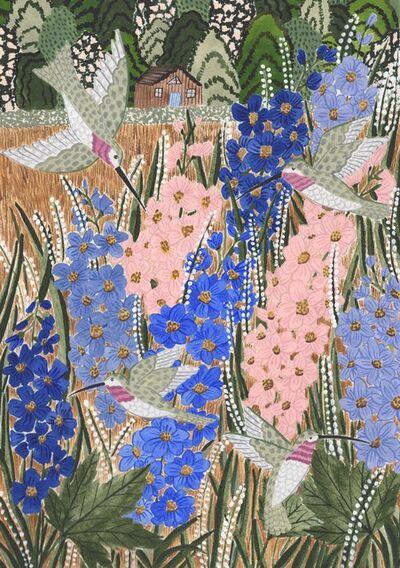 Sara Boccaccini Meadows, 'Hummingbirds', 2021