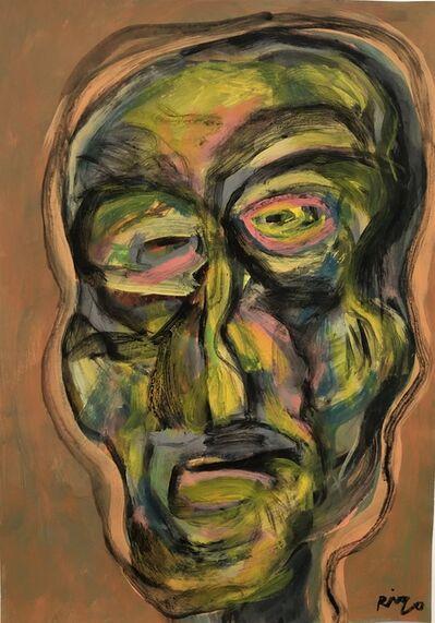 Rigo (José Rigoberto Rodriguez Camacho), 'Head No. 11', ca. 2019