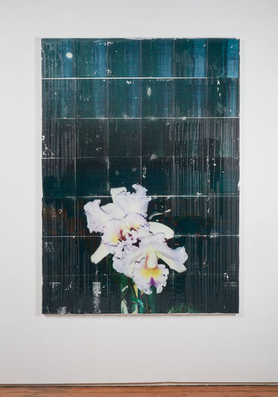 Parker Ito, 'Capitol Records Shit Toots (Cattleya Orchid w/ Moon)', 2016