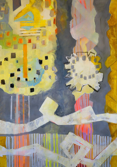 Yura Adams, 'Straight Wave Shakes', 2016