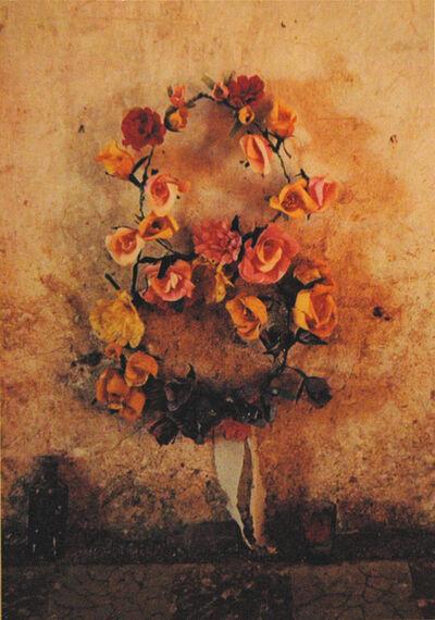 Ellen Auerbach & Eliot Porter, 'Yucatan, Orange Wreath', 1955-1956