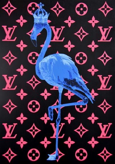 Campbell La Pun, 'LV Flamingo - Scores', 2021