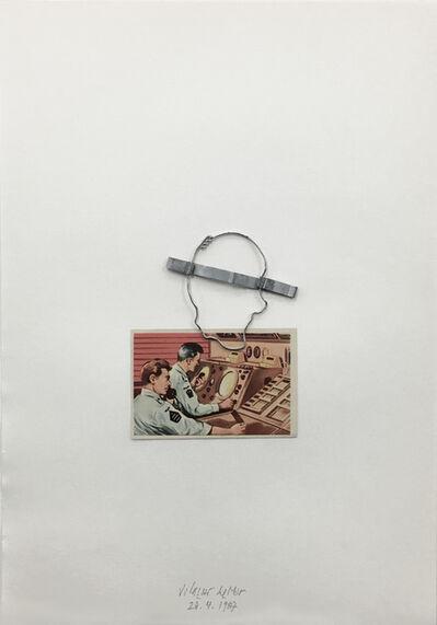 Carlos Pazos, 'S/T (ALAMBRE)', 1987