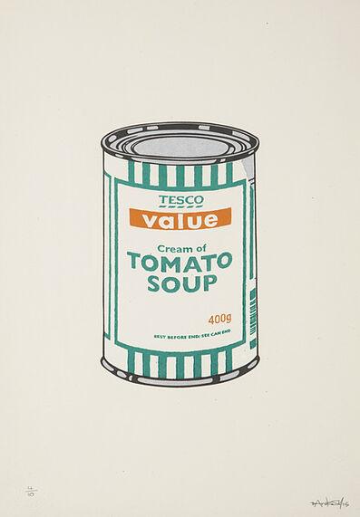 Banksy, 'Soup Can', 2005