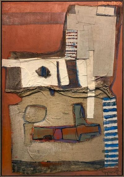 Janet Lippincott, 'Mask of the Intruder', 1950-1970