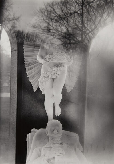 Clarence John Laughlin, 'A Vision of Dead Desire', 1954