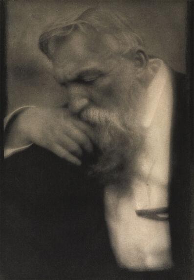 Edward Steichen, 'M. Auguste Rodin', 1911