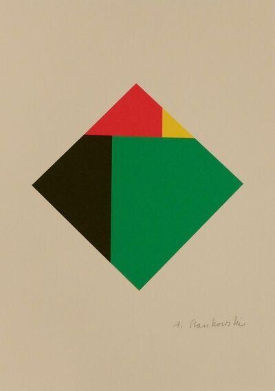 Anton Stankowski, 'Untitled', 1950-1990