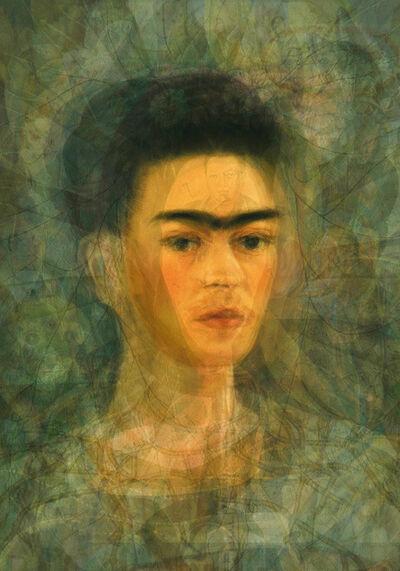 Doug Keyes, 'Frida Kahlo', 2012