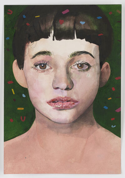 Peter Blake, 'Late Period - Study for 'Party' 4', 2018
