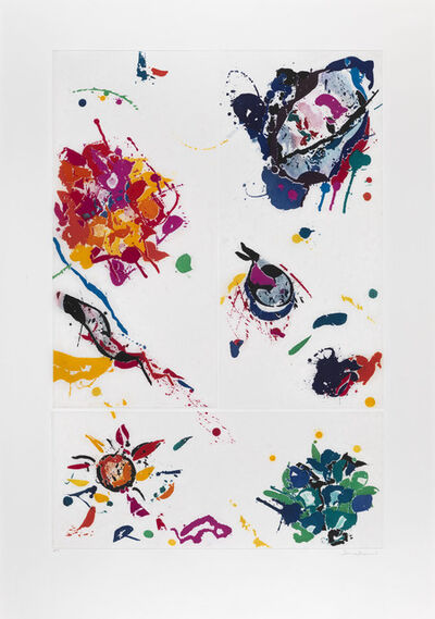 Sam Francis, 'Untitled', 1988