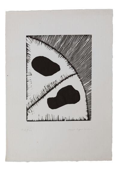 Méret Oppenheim, 'Die Haare der Japanerin', 1985