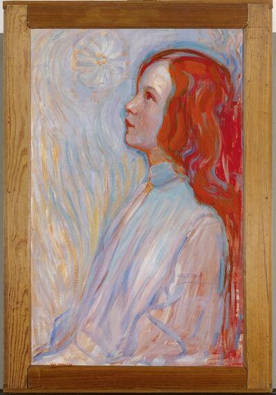 Piet Mondrian, 'Devotion', 1908