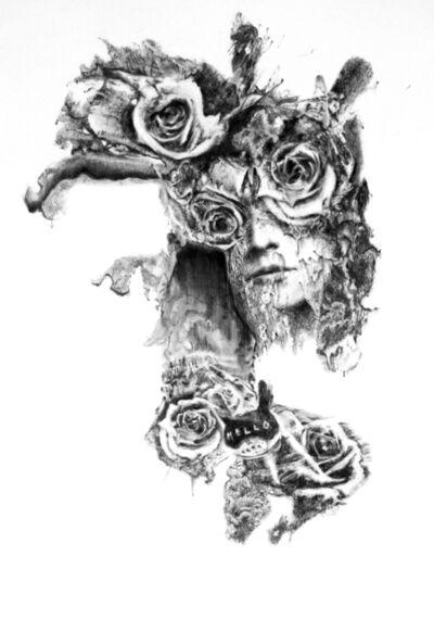 Mark Francis Williams, 'Flower Head II', 2014