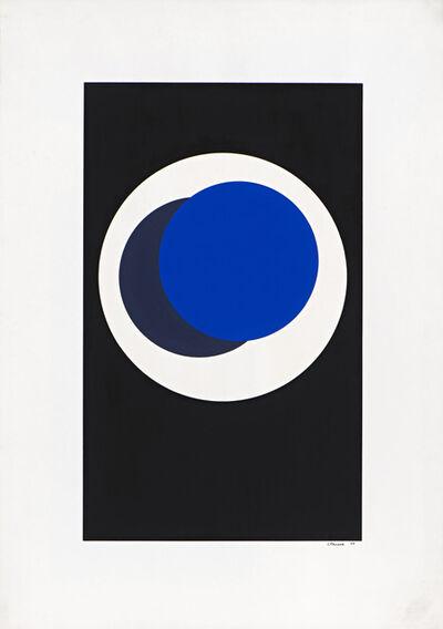 Geneviève Claisse, 'Cercles', 1966
