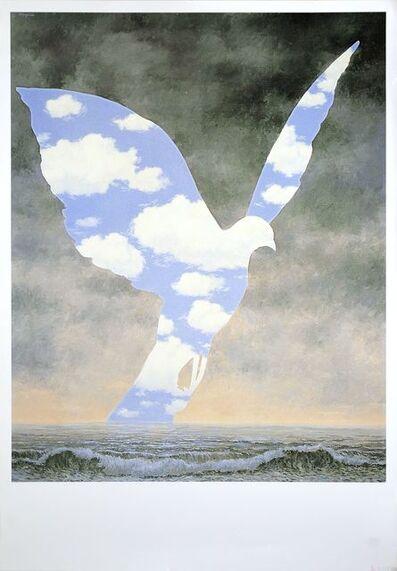 René Magritte, 'La Grande Famille', ca. 2008