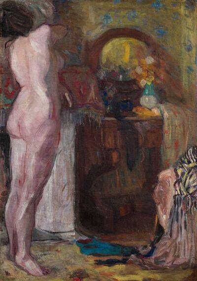 Maurits Joseph Niekerk, 'Le réveil', 1913