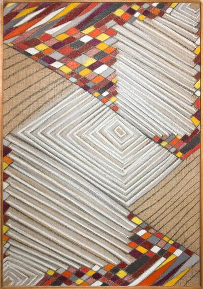 Myra Landau, 'A procura da liberdade arte', 1973