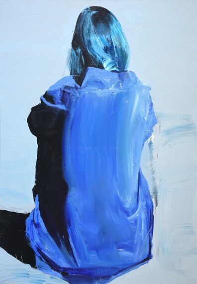 TANIA KANDRACIENKA, 'Blue Tunic', 2020