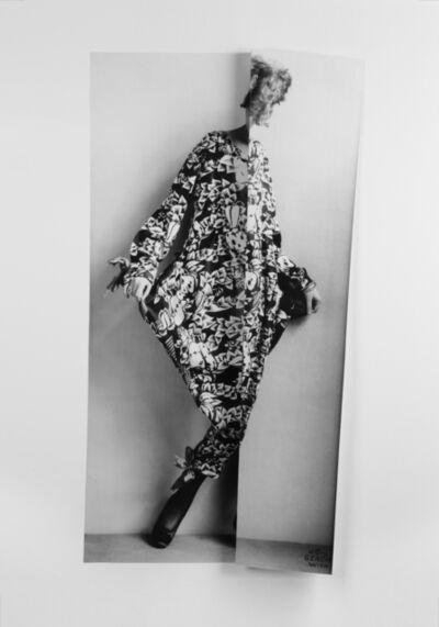 Caroline Heider, 'Stellwand (d´Ora-Benda Serie – Hauskleid der Wiener Werkstätte)', 2013