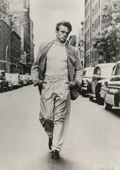 Roy Schatt, 'James Dean', 1954-Printed 1992
