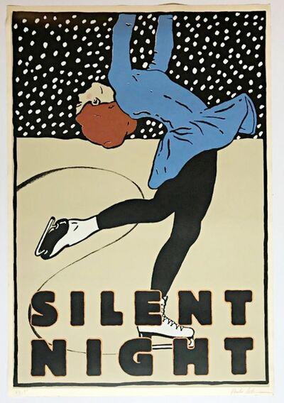 Paula Scher, 'Silent Night', 1988