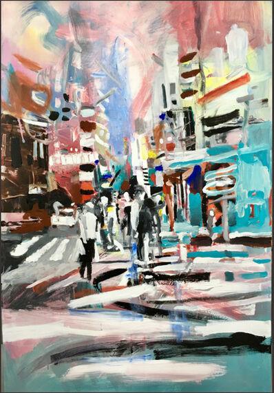 Brad Robson, 'Bushwick Sketches Series (1)', 2016