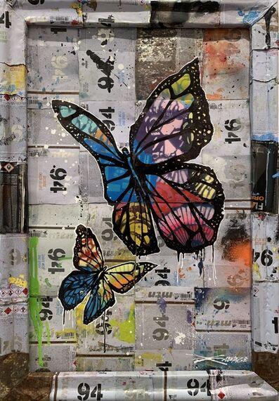 Szabotage, 'Butterflies', 2018