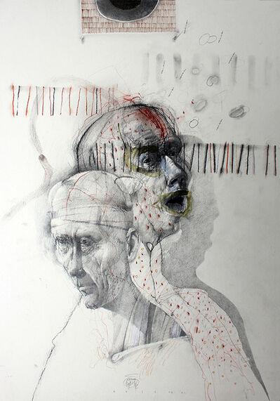 Gábor Nagy, 'Portrait of Tiszagát (Double)', 2017