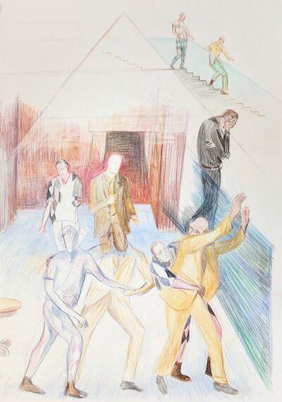 Prinz Gholam, 'Similitude (Pan Siringa Orfeo Euridice)', 2018