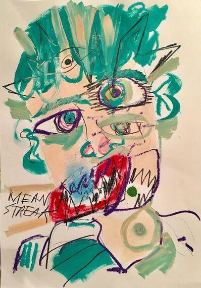 """Alison Mosshart, '""""Mean Streak""""', 2017"""