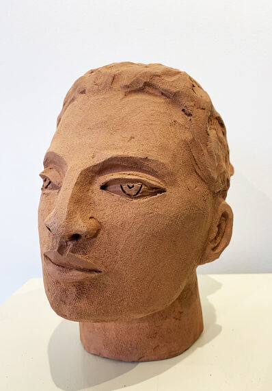 James Tyler, 'Head II', 2021